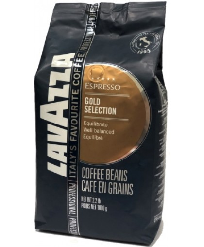 Кофе Lavazza Gold Selection 1 кг зерна